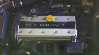 ДВС (Двигатель) Opel Astra G Артикул 900037255 - Видео