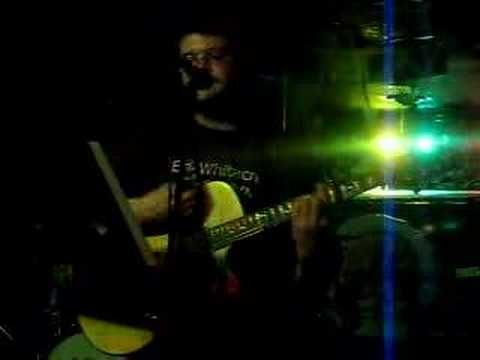 I Will Follow You into the Dark, live cover, Dave Blair