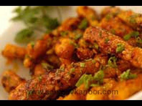 Honey Chilli Potatoes -_RrWVaf2-bM