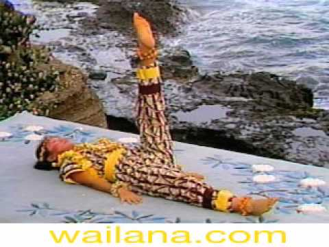 Wai Lana Yoga: Leg Lifts