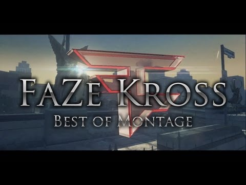 FaZe Kross: Best of 100,000 Call of Duty Montage!