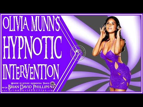 Olivia Munn's Hypnotic Intervention