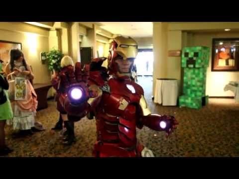Ironman Suit in real. This is swag!