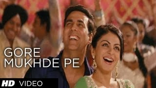 Special 26 Gore Mukhde Pe Full HD Video Song