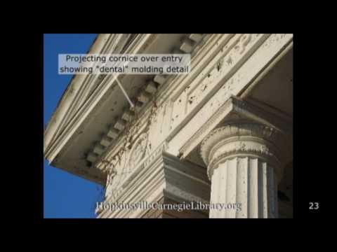 Hopkinsville Carnegie Library Restoration