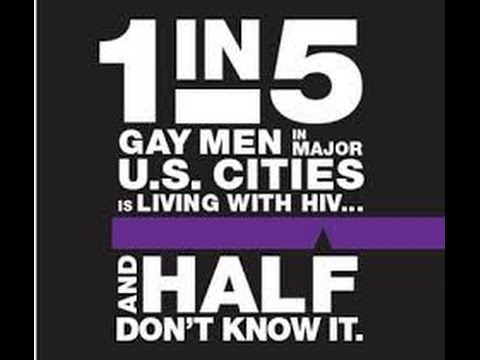 Rising HIV Rates Among Gay & Bisexual Men In America  (Virus)  7/25/14