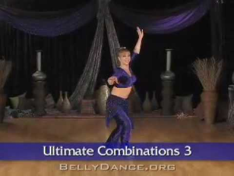 How to Belly Dance - Ultimate Combos #3