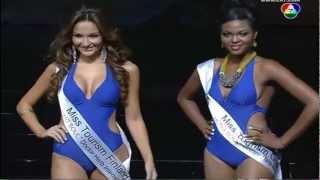 Miss Tourism Thailand & Miss Tourism World 2012