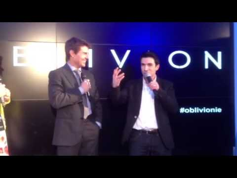 Tom Cruise Interview - Dublin Premiere of Oblivion