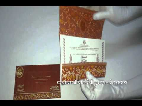 W-8066,60 GSM,  Maroon Color,  Woolly Paper, Indian Designer Wedding C
