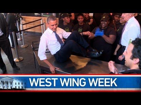 West Wing Week 05/23/14