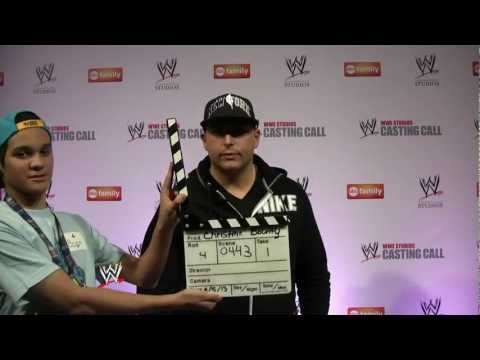 WWE Studios Open Casting Call - Top Auditions of the Day - 4/5/13