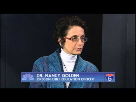 Dr. Nancy Golden - Oregon Chief Education Officer