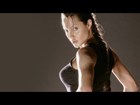 Angelina Jolie-s Tomb Raider Boobs!