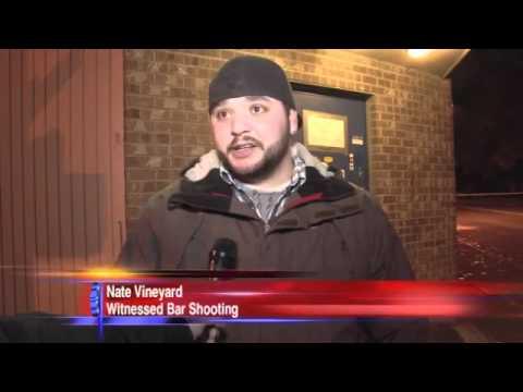 Bartender guns down armed robbery suspect