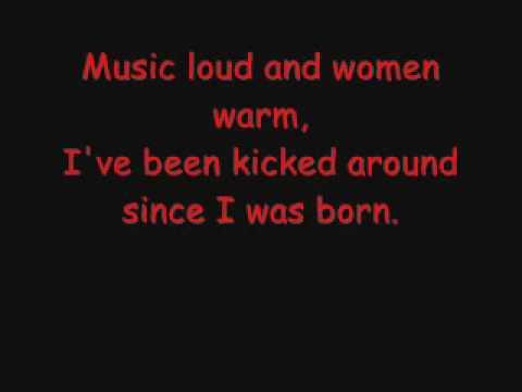 Stayin- Alive - Bee Gees (lyrics)