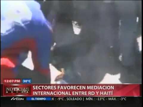 Sectores favorecen mediación internacional entre…