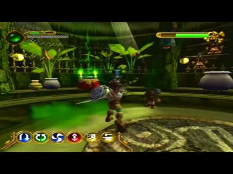 Maximo: Ghosts to Glory 12 - The Voodoo Master, Bokor Labas!