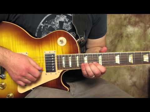 Slash - Solo Knocking On Heaven's Door - How to play the first Solo - Guns n Roses