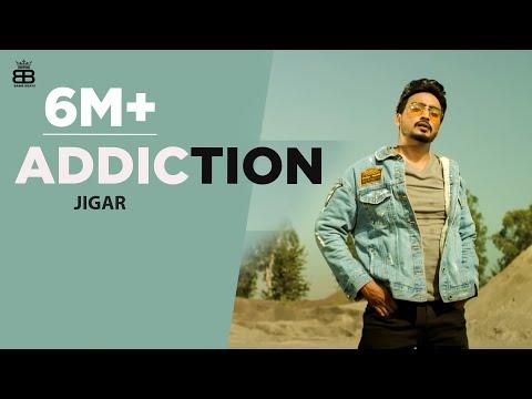 Addiction(Official Video) Jigar | Narinder Batth - Latest Punjabi Song 2020- New Punjabi Songs 2020