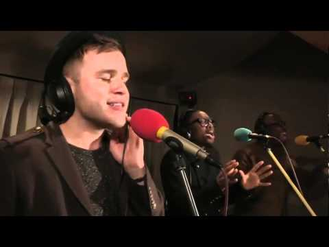 Olly Murs - Dance With Me Tonight (BBC Radio 1 Live Lounge)