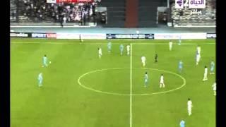 فيديو : الشوط الاول من مباراة الزمالك و زانيت الروسي
