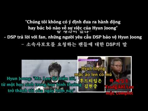 [Vietsub]Kim Hyun Joong who told the truth