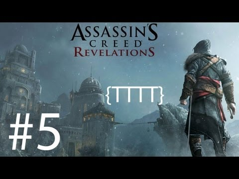 Assassins Creed Revelations - Walkthrough Gameplay - Part 5 [HD] (X360/PS3)