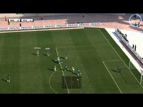 Pro Evolution Soccer 2012 HD gameplay