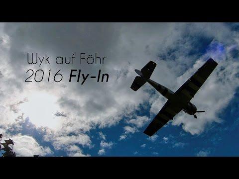 2016 Wyk auf Föhr Fly-In - Teaser - UCZvweSaAB_DbI-9_9r1ydsA