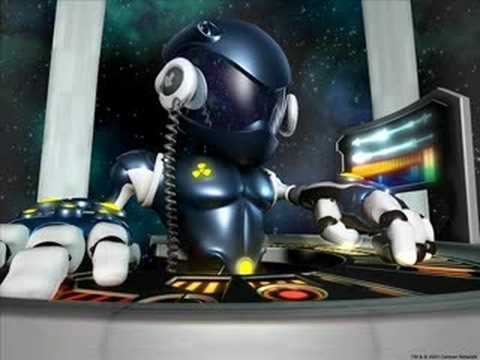 Toonami Black Hole Megamix - Cookin- With Gas - Track 14 [DL MP3]