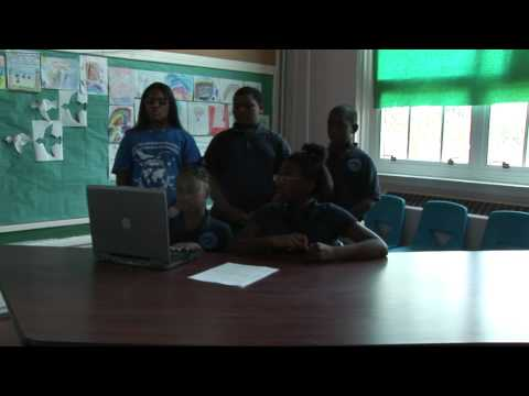 Mary Bethune Elementary - CYBER BULLYING PSA