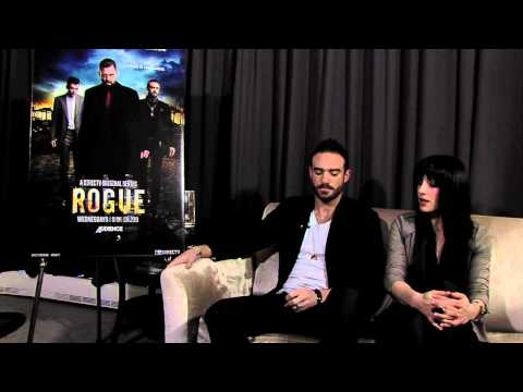 Direct Tv Rogue Cast Interview