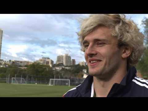 British & Irish Lions talk about the first Lions test against the Wallabies