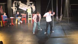 Grupy Impro - Narwani z Kontekstu - Video (mechanicy samochodowi)