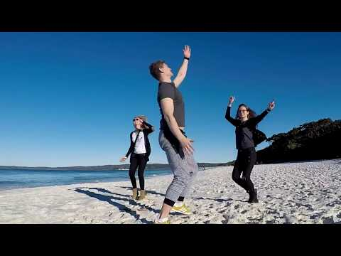 Trip to Jervis Bay | Winter in Australia | Gopro edition