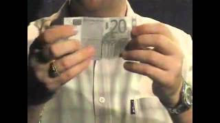 Pomazany banknot