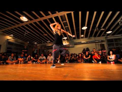 """IaMmE"" Crew on Planet Funk (Olivia ""ChaChi""  Gonzales WorkShop)"