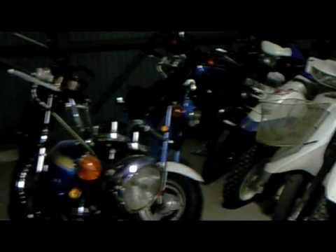 HONDA ドリーム dream CB450 豪華 オートバイ 王様