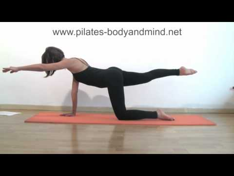 Pilates - Esercizi per la Schiena (matwork in italiano)