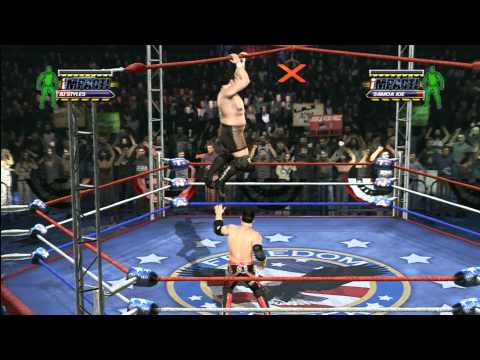 Tna Impact Video Game Ps2 Storymode Part 34 Of 34 2 2