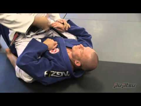 JiuJitsu Magazine #7 - Mastering The Mount: Cross Collar Choke