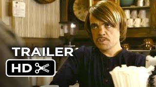 A Case Of You Official Trailer (2013) - Peter Dinklage, Justin Long Movie HD