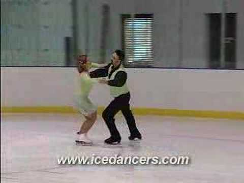 Swing Dance (Learn to Ice Dance Vol. 1)