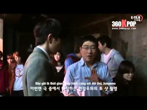 Hậu trường phim Missing you  Yoo Seung Ho