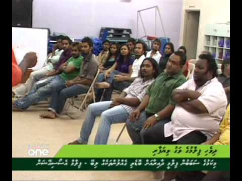 MNBC ONE Dhivehi News 20:00 hrs (23 feb 2011) 3