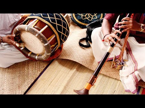 Indian Classical Music Instrumental - Nadaswaram by Dr.Sheikh Chinna Moulana