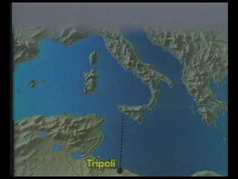 TG1 : Ustica - immagini del relitto dc9