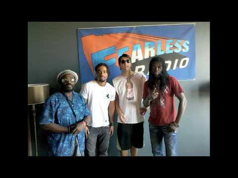 Chicago's Fearless Radio Interview w/ Fams, Koolant, and Danglin!