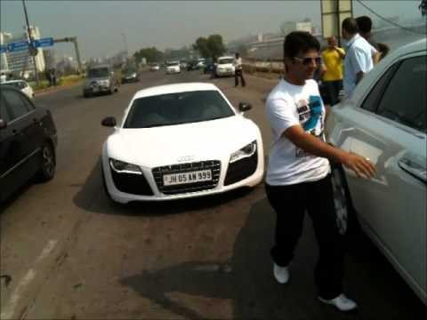 Super Car Rally 2012 - The Run